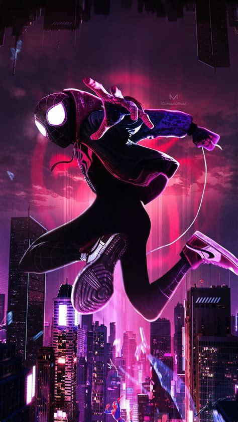 spider man   spider verse artwork wallpapers hd
