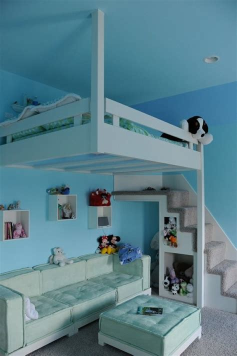 cool loft beds for bedroom ideas pictures