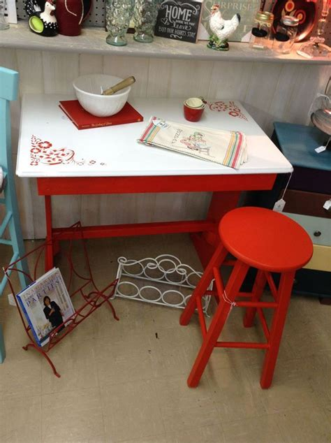 Prep Table With Stools by 23 Best Images About My Projects On Shabby