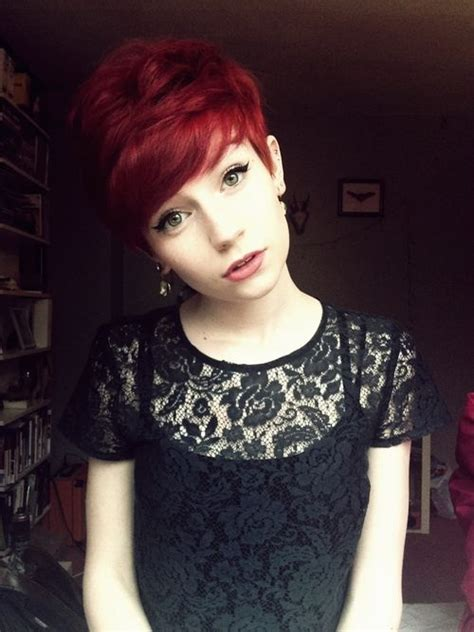 cutting your own pixie cut with long bangs 1000 ideas about punk pixie cut on pinterest pixie cuts