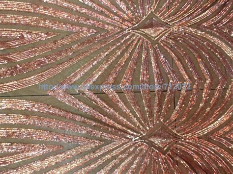fabrics by the yard 2014 new fashion mesh 3mm sequins embroidery 51 inches
