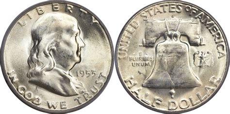 franklin half dollar value coinhelp