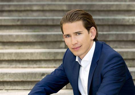 31 years sebastian kurz set to become world s - ösenvorhang Kurz