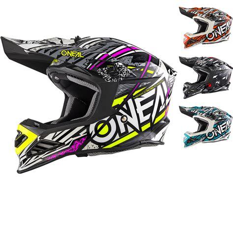 oneal motocross helmet oneal 8 series synthy motocross helmet helmets