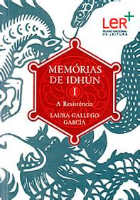 memorias de idhun 1 books in portuguese laura gallego