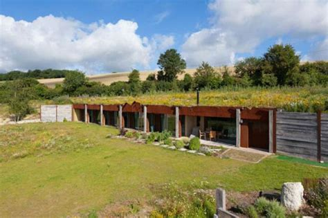 bermed earth sheltered homes pin by carl harvey on earth sheltered house design