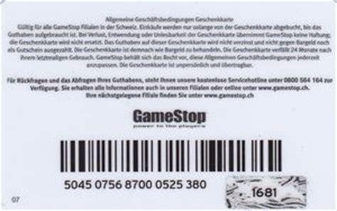 Lista Gift Card Code - carta regalo gamestop gamestop svizzera gamestop col