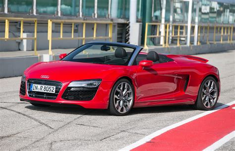 Audi R8 Cabrio by 2014 Audi R8 Convertible Price Top Auto Magazine