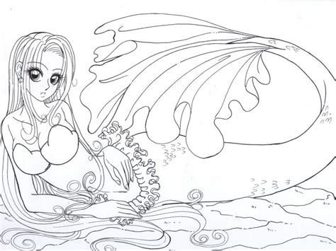 coloring pages of real mermaids coloring pictures of mermaids 4023