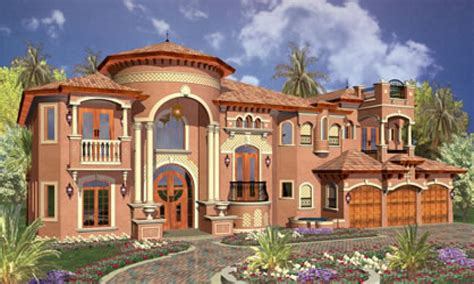 mediterranean home luxury mediterranean house plans luxury house plans