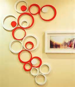 buy wow interior wall sticker only red and white stickers home decor removable vinyl new arrival