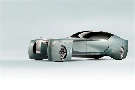 rolls royce the car rolls royce vision next 100 concept the future of the