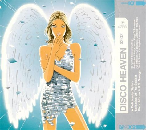 Various Artists Hed Kandi Disco Heaven 02 02 2002 Hed Kandi House 2002