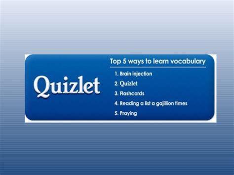 powerpoint tutorial 1 quizlet quizlet 1