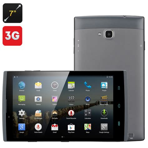 android 4 4 sdcard 7 inch 3g android 4 4 tablet mtk8382 cpu otg 8gb memory black cts systems