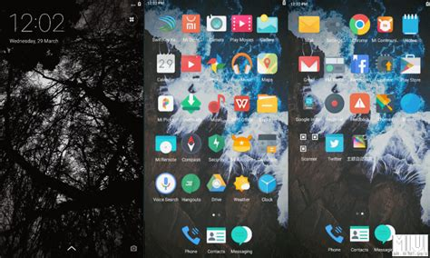black theme download for android android black a sophisticated dark theme for miui 8