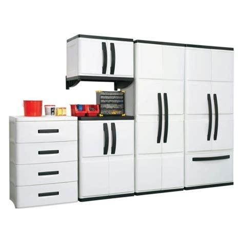 home depot plastic storage cabinets storage designs