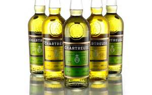 chartreuse the liqueur not the crayon color chilled