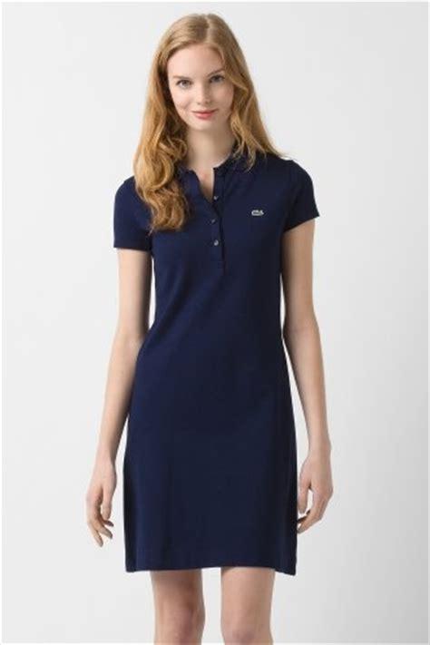 Gw 135 Polo Dress C lacoste sleeve stretch pique classic polo dress