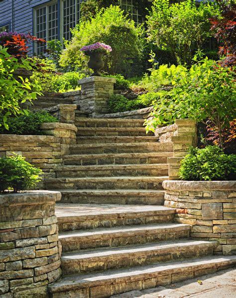 Away To Garden by 60 Outdoor Garden Landscaping Step Ideas