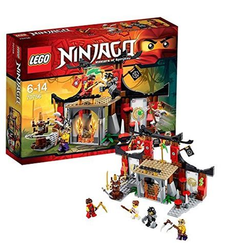Series 7816 4 Set 3 In One lego ninjago season 4 sets