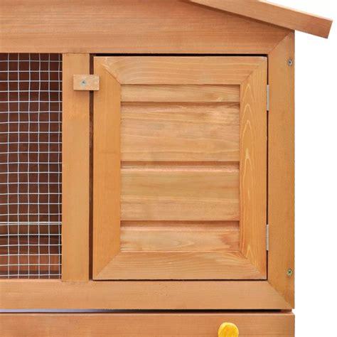 conejera online conejera de exterior jaula de mascota de madera 3