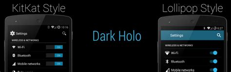 holo theme generator android theme cm11 aokp pa dark holo theme kk and android
