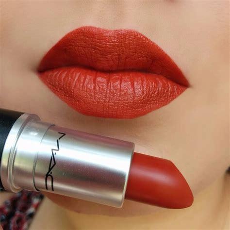 Mac Cosmetics Matte Lipstick In Chili Zeza S Things