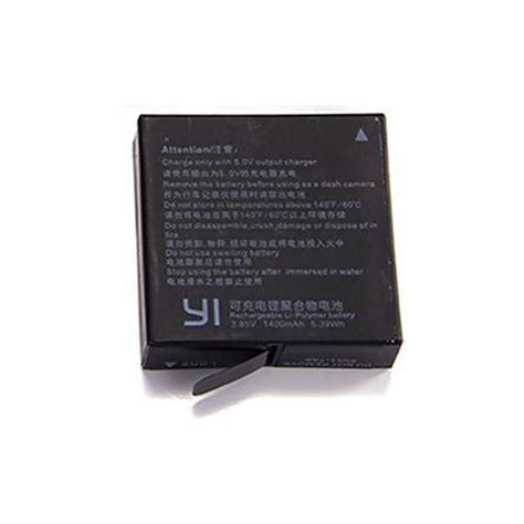 Replacement Battery For Xiaomi Yi 2 4k 1400mah Baru original yi 4k battery 1400mah spare battery