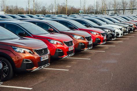 used peugeot suv for sale peugeot suv smashes cap predictions as models hit