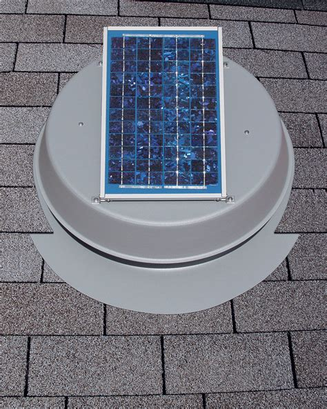 Solar Roof Light Light Energy Systems Solar Attic Fan