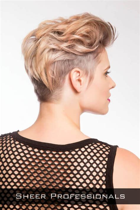 edgy short hair in the back 40 short haircuts that ll make you grab your scissors
