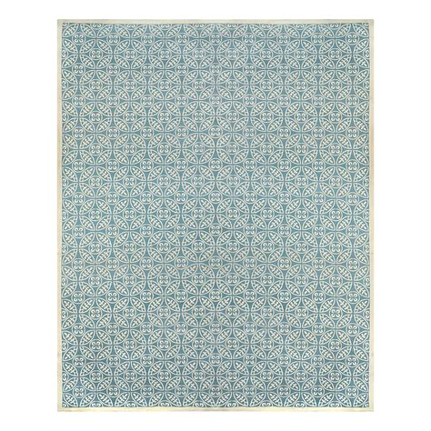 Allen Roth Area Rug Shop Allen Roth Blue Rectangular Indoor Woven Area Rug Common 8 X 10 Actual 8 Ft W X 10 Ft