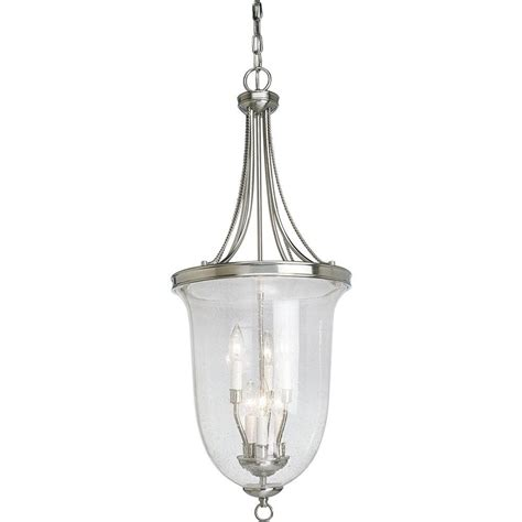 Sea Gull Lighting Socorro 6 Light Stardust Hall Foyer Foyer Pendant Lights