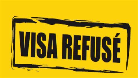 Modele Lettre De Recours Pour Refus De Visa Touristique modele lettre de recours pour refus de visa mariage