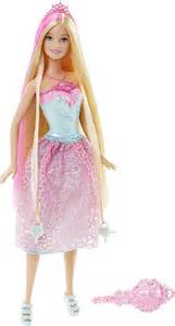 barbie endless hair kingdom princess doll pink images mighty ape nz