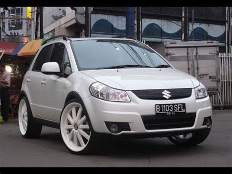 Modifikasi Mobil Di Indonesia by Modifikasi Asyik Mobil Suzuki Sx4 Di Indonesia