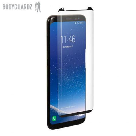 Limited Screen Guard For Samsung Galaxy S8 Plus bodyguardz arc glass samsung galaxy s8 plus screen protector