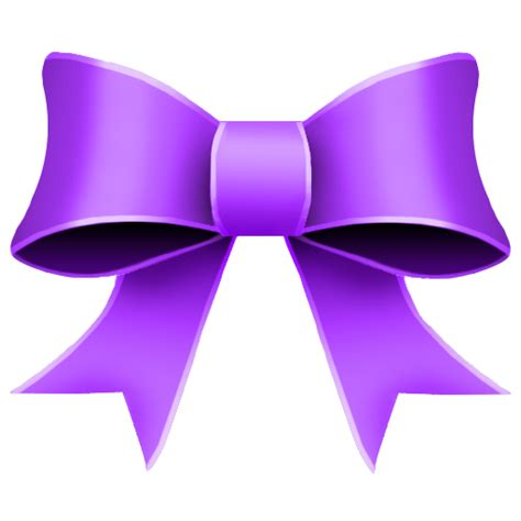 purple christmas ribbon ribbon purple icon icon set softicons