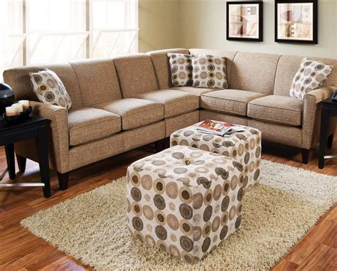 Sectional Sofa For Small Space by How To Choose Sectional Sofas For Small Spaces Homefurniture Org