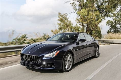 maserati quattroporte price maserati quattroporte pricing revealed for updated