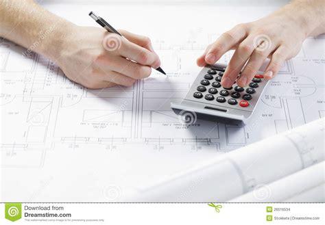 Architect Work Architect At Work Stock Images Image 26516534