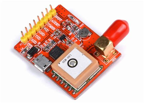 Board X16 Gps Sett Include Gps Module us gps l80 39 gps module for raspberry pi robotshop