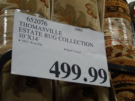 thomasville rug costco thomasville estate wool rug