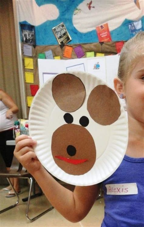 teddy crafts for teddy craft for preschoolers child projects