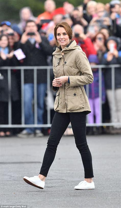 The Duchess of Cambridge's favourite £50 Superga shoes