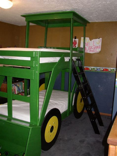 tractor bunk bed for sale build your a tractor bunk bed the owner builder network