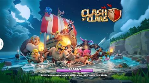 clash of clans mod apk v11 49 9 version