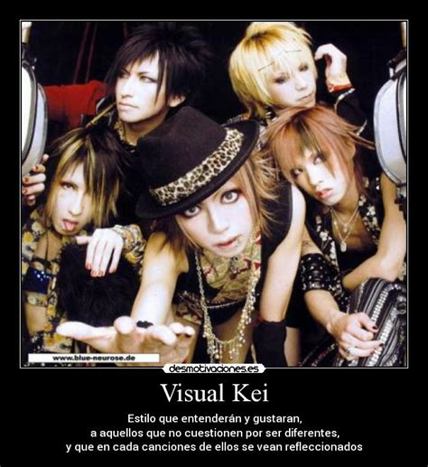 Imagenes Visual Kei | im 225 genes y carteles de visualkei desmotivaciones