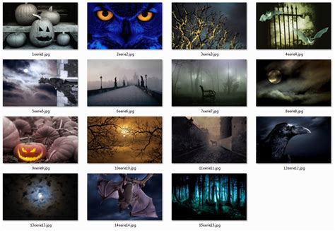 microsoft themes halloween halloween desktop fun great collection of wallpapers and